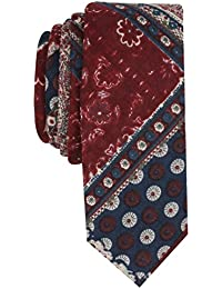 Original Penguin Men's PERSHING ABSTRACT Accessory, -red, One Size