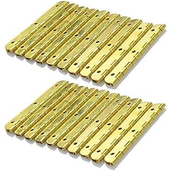 KOTARBAU Charni/ères de piano 300//31 mm Toutes les couleurs sont partielles//coupables Charni/ère /à charni/ère r/ésistante /à la soudure