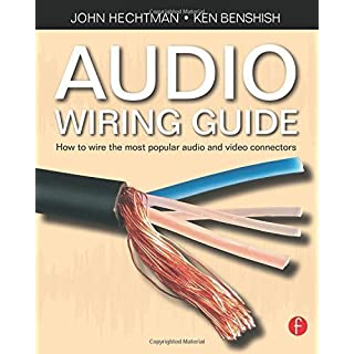 Audio Wiring Guide: How to wire the most popular audio and video connectors by John Hechtman (2008-07-25)