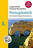 """Langenscheidt Universal-Sprachführer Portugiesisch - Buch inklusive E-Book zum Thema """"Essen & Trinken"""": Die wichtigsten Sätze plus Reisewörterbuch"""