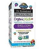 Garden of Life Microbiome Formula Organic Kids+ - 30 Kautabletten
