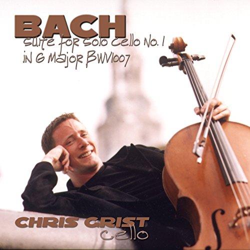 Bach - Suite For Solo Cello No. 1 In G Major Bwv1007 (Bach Cello Suite 1)
