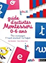 Le guide Montessori 0-6 ans par Herrmann