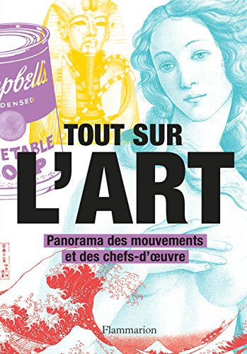 Tout sur l'art : Panorama des mouvements et des chefs-d'oeuvre par Collectif