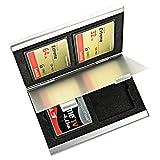 Foto & Tech Aluminium Speicherkarte