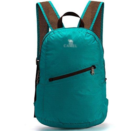 zaino trekking Spalla sacchetto esterno 20L Alpinismo Bag Off-road spalla sacchetto di svago pacchetto di viaggio (47 * 23 * 11cm) Zaini da escursionismo ( Colore : C , dimensioni : 47*23*11cm ) A