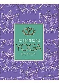 Les secrets du yoga par Jennie Bittleston
