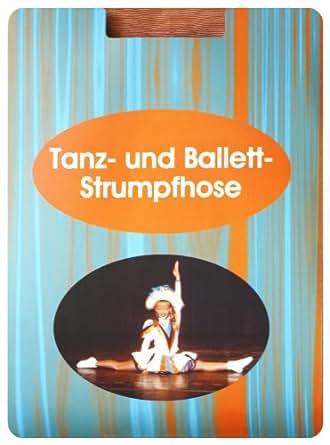 2 x Kinder Tanz, Ballett oder Cheerleader Strumpfhosen Hochglänzend, 116/128