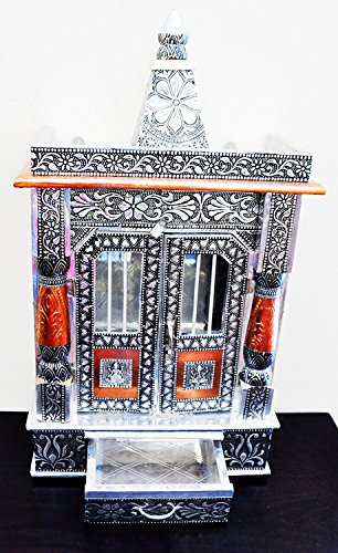 Small Hindu Temples for Daily Rituals 22