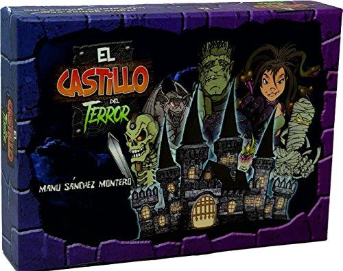El Castillo Terror El Juego Mesa Átomo Games BGCASTILLO