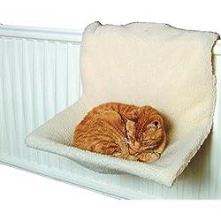 Babz lujo gato Radiador cama