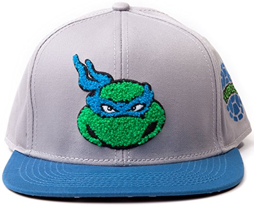 Mütze Teenage Mutant Ninja Turtles Snapback Hip Hop Baseball Cap TMNT Schimmütze (Tmnt-baseball-cap)