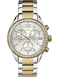 Timex Damen-Armbanduhr Chronograph Quarz TW2P67000