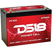DS18 PC100 Car Audio Power Cell Battery, 2750 W - ukpricecomparsion.eu