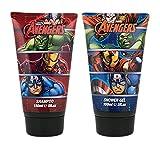 Avengers - Marvel Toilettenartikel-Duo Set, 1er Pack (1 x 407 ml)