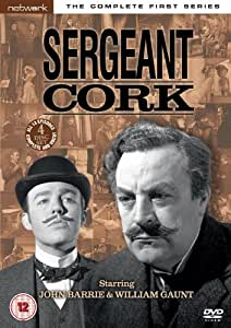 Sergeant Cork - Series 1 - Complete [DVD] [1963]