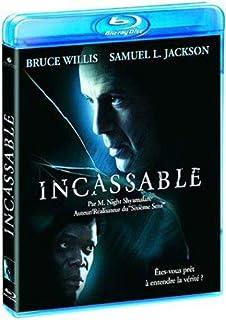 Incassable [Blu-ray] (B0013TMTBU) | Amazon price tracker / tracking, Amazon price history charts, Amazon price watches, Amazon price drop alerts