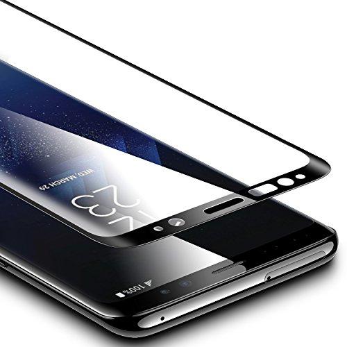 Mejor Protector Pantalla antigolpes y resistente a arañazos para Samsung S9+ S9 Plus [Cobertura Completa], ESR
