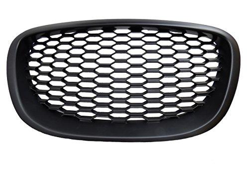 Preisvergleich Produktbild 1133007 - Waben Grill Kuehlergrill ohne Emblem Schwarz
