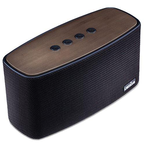 Altavoz-Bluetooth-Estreo-Con-Radiador-Pasivo-COMISO-Nature-Audio-Negro-Hecho-a-mano-Bamb-Madera-Casa-altavoz-con-Fuerte-Bass-Subwoofer-DSP-Tecnologa-A2DP-para-HuaWei-HTC-iPhone-y-iPad