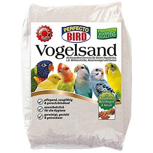 Vogelsand 2,5 kg hygienisch keimfrei naturrein