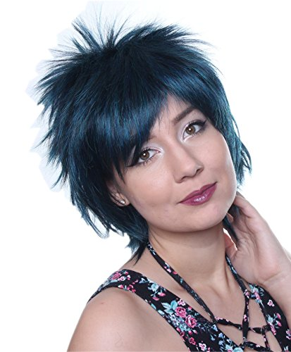 prettyland-c569-wig-wild-styled-short-hair-fringed-graded-multi-colored-strands-cosplay-wig-black-bl