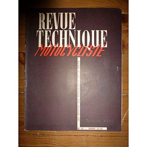 Rmt- Revues Techniques Moto - 55 155 Revue Technique moto Peugeot Etat - Bon Etat Occasion