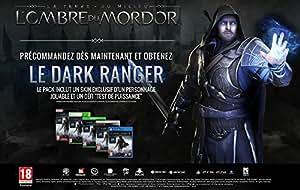 La Terre du Milieu - l'ombre du Mordor