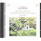 Mompou - Piano Music Vol 2