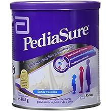 PediaSure Polvo lata 400g sabor vainilla. Alimento completo y equilibrado para niños a partir de