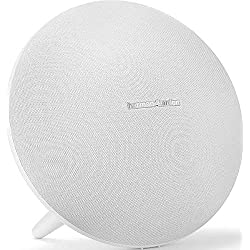 Harman Kardon Onyx Studio 4-Enceintes sans Fil, Bluetooth, 90W, 50-20000Hz Couleur Blanc
