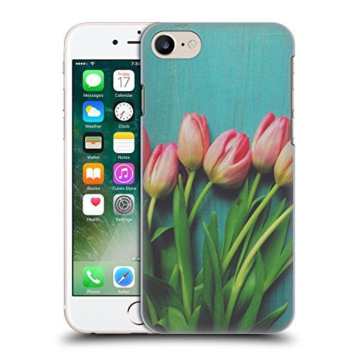 ufficiale-olivia-joy-stclaire-tulipani-rosa-sul-tavolo-cover-retro-rigida-per-apple-iphone-7