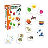 Diset Juguete educativos Memo Photo Objects (68946)