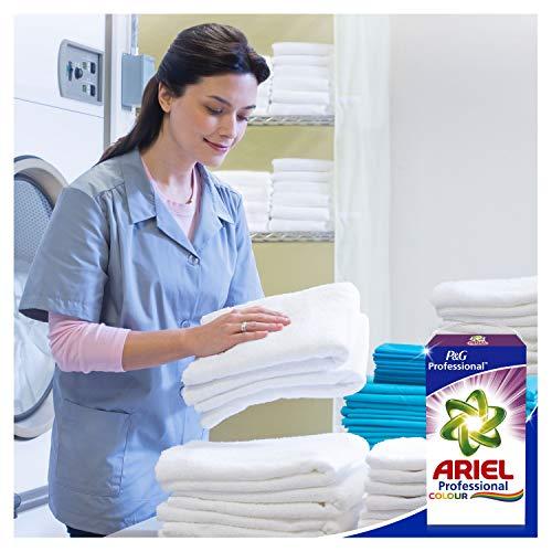 Ariel Professional Colorwaschmittel Pulver, 9,1 kg, 1er Pack (1 x 140 Waschladungen)