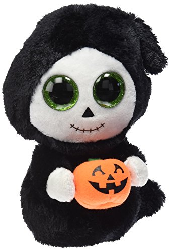 Beanie Boo Ghost - Treats with Pumpkin - 15cm 6""
