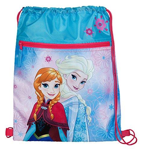 Undercover FRZH7240 Schuhbeutel, Disney Frozen, ca. 40 x 32 x 0,5 cm