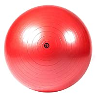 Reebok Rab-11017Rd Gymball 75 Cm - Red, Large