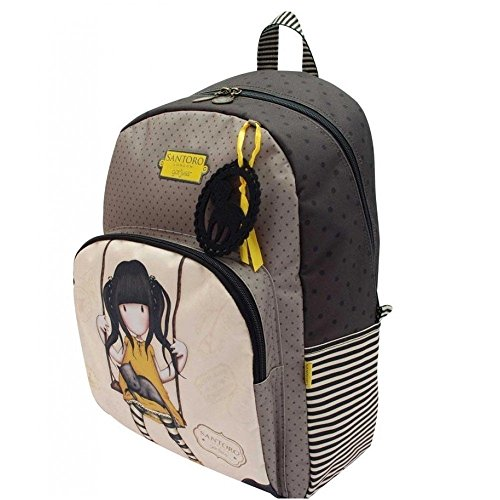 Gorjuss Ruby Yellow Rucksack