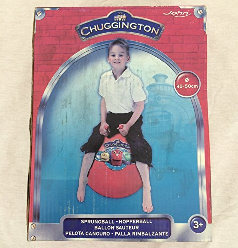 Image of Chuggington Kids Hopperball Christmas Gift 45-50cm