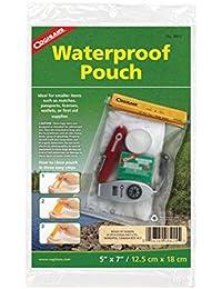 "Coghlans Waterproof Pouch 5"" x 7"" - Bolsa estanca para navegación"
