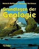 Grundlagen der Geologie by Heinrich Bahlburg (2001-09-05) - Heinrich Bahlburg;Christoph Breitkreuz