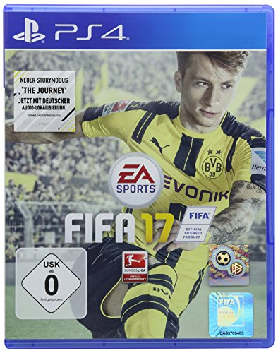 FIFA 17 - [PlayStation 4] - Top-spiele Ps4