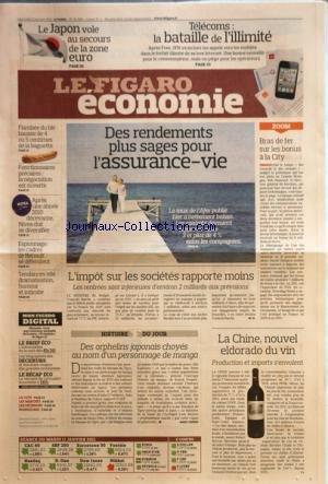 figaro-economie-le-no-2066-du-12-01-2011-des-rendements-plus-sages-pour-lassurance-vie-limpot-sur-le