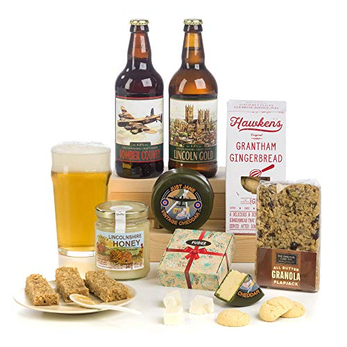 Hay Hampers - Love Local - Lincolnshire Hamper- FREE UK DELIVERY