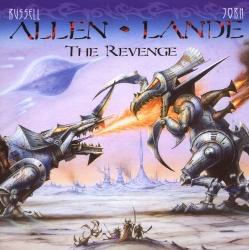 Revenge by Frontiers Italy (2007-05-15)