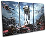 Bold Bloc Design - Star Wars Battlefront AT-AT Gaming 150x100cm