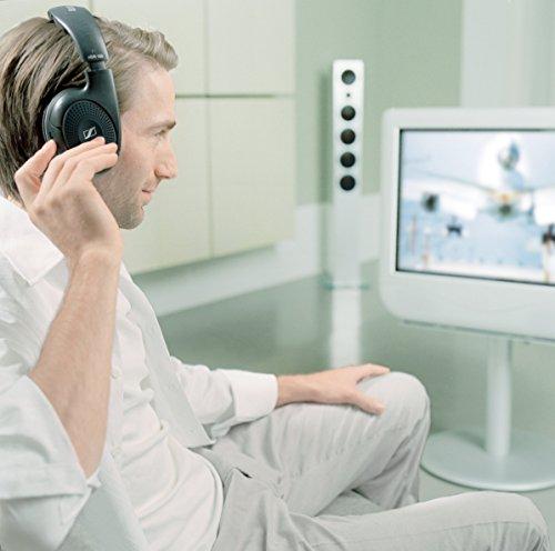 Sennheiser RS 120 II Casque Hi-Fi sans fil + base émettrice