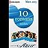 10 romans Azur inédits + 1 gratuit (nº3565 à 3574 - mars 2015) : Harlequin collection Azur