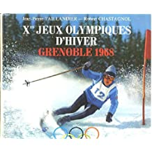 Xes jeux olympiques d hivers grenoble 1968.