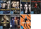 Homeland Seasons 1-7